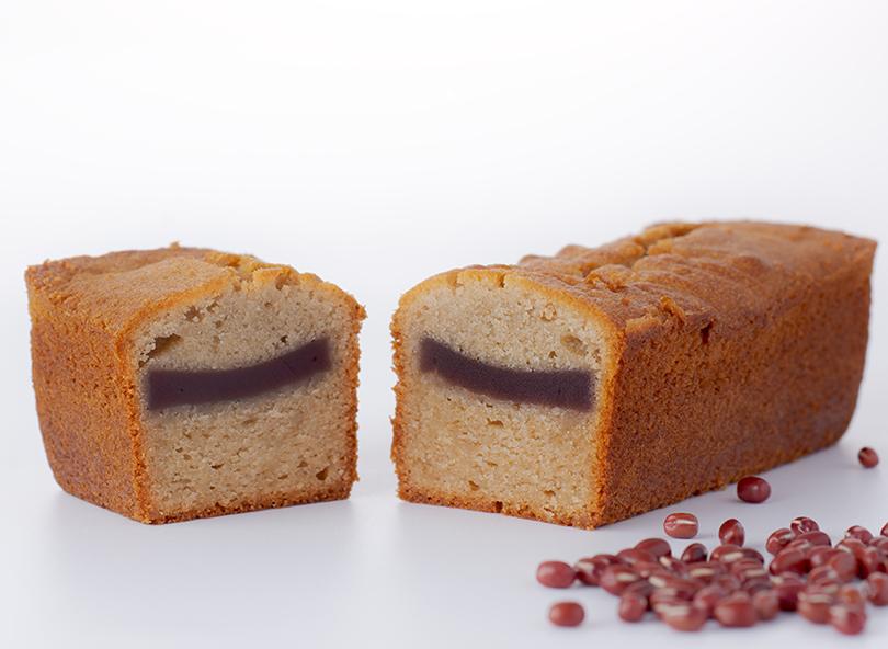 あんパウンドケーキ こしあん